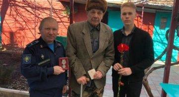 Поздравление ветеранов к 75-летию Великой Победы!