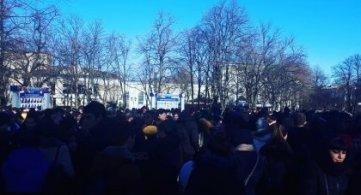 Учебная эвакуация 25.11.19 г.