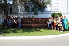 Студенты техникума побывали на заводе по производству гофрокартона и гофротары
