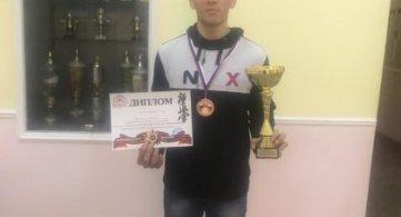 Чемпионат по кумите- 3 место