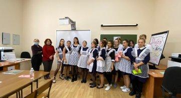 На базе ГБПОУ КК АМТТ было проведено мероприятие проекта по профессиональной ориентации учащихся 6-11-х классов общеобразовательных организаций «БИЛЕТ В БУДУЩЕЕ»